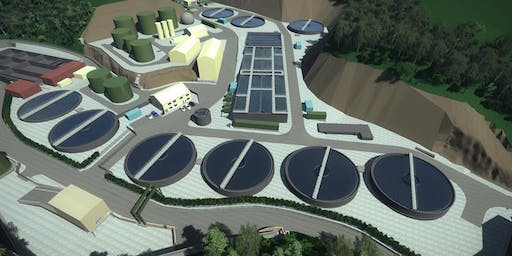 Festival of Engineering: Wastewater Treatment Works Project tour