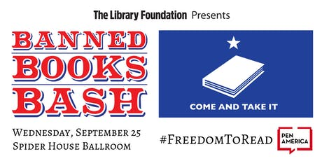Banned Books Bash tickets