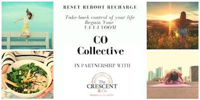 Reset Reboot Recharge