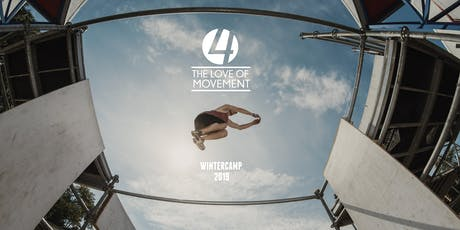 4 The Love of Movement 2019 WINTERCAMP tickets