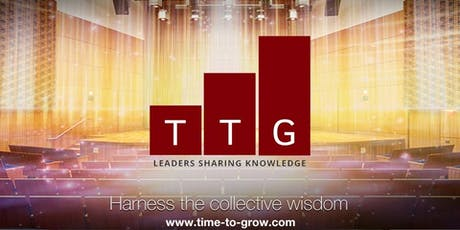 Time To Grow 2019, presented by Alliances Canada & JHAC tickets
