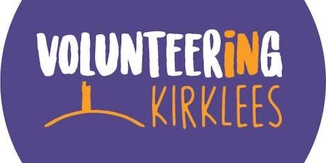 Volunteering Kirklees Network (VKN) Meeting tickets