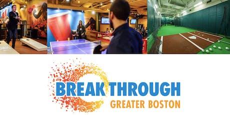 The 4th Annual Breakthrough Bash tickets