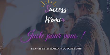 """Journée """"Success Women"""" by Callipolis billets"""
