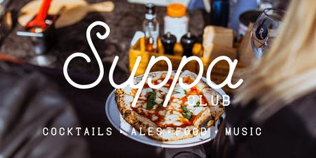 Suppa Club - Ginter Wonderland Edition tickets