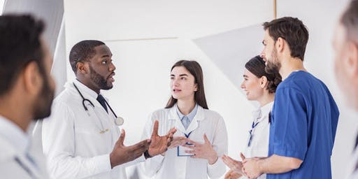 """The NCR Program presents """"Conflict Resolution in Healthcare"""""""