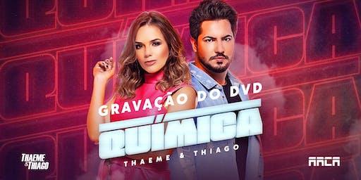 """Gravação DVD """"Química"""" // Thaeme e Thiago"""