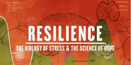 Resilience - The Biology of Stress and the Science of Hope Film Screening