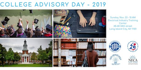 College Advisory Day - 2019 tickets
