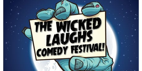 The Wicked Laughs Comedy Festival tickets