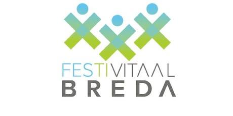 FestiVitaalBreda - Workshop Uit je hoofd in je lijf, Aanpak van stress tickets