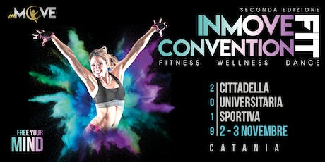 INMOVE FIT CONVENTION 2K19 biglietti
