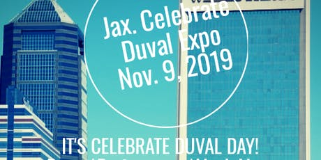 Jacksonville Celebrate Duval Expo tickets