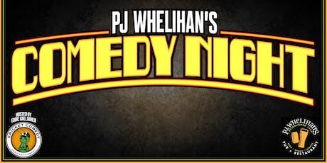 Kricket Comedy Presents: PJ Whelihan's Comedy Night tickets