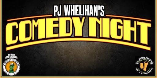 Kricket Comedy Presents: PJ Whelihan's Comedy Night