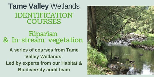 Riparian and In-stream Vegetation Identification Course