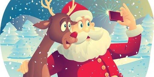 Holiday Photos With Santa- Fundraiser for The Boys & Girls Club