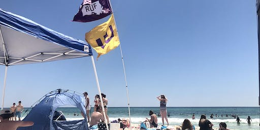 RUF LSU Fall Beach Retreat