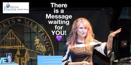 An Evening of Spirit Messages tickets