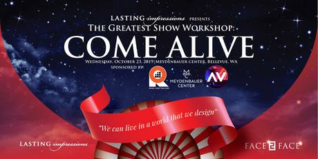 The Greatest Show Workshop: Come Alive  tickets
