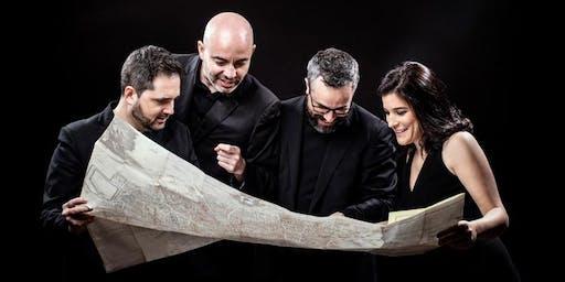 Cuarteto Quiroga | Círculo de Cámara