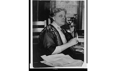 Meet Carrie Chapman Catt tickets