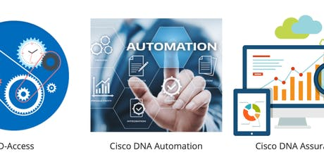 Cisco DNA Center and Catalyst 9800 Wireless Hands on Training #1 tickets