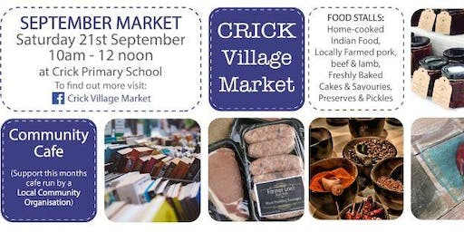Crick Village Market