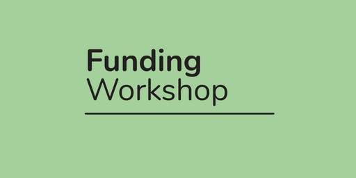 'a space' Artist Development programme: Funding Workshop