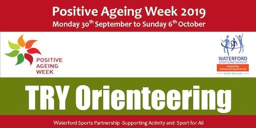 Try Orienteering - Waterford - Oct 2019