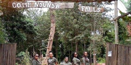 Thrilling Adventure Camp ndunda @3300 early birds 10% off tickets