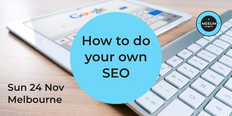 How to do your own SEO tickets
