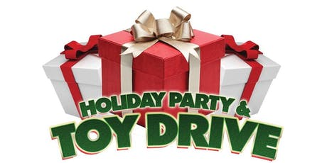 #SOUNDoftheCITY 2nd ANNUAL HOLIDAY EDITION UGLY SWEATER and TOY DRIVE PARTY  tickets