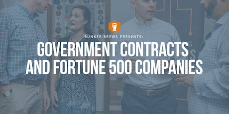 Bunker Labs Nashville: Government Contracts and Fortune 500 Companies tickets