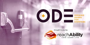 Opening Doors for Everyone: Lunch & Learn! Supporting...