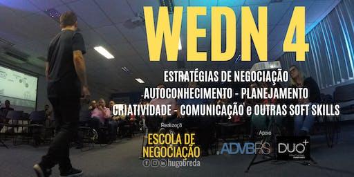 WEDN 4 - Workshop Estratégias De Negociação