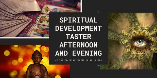 Spiritual Development taster afternoon and evening FREE