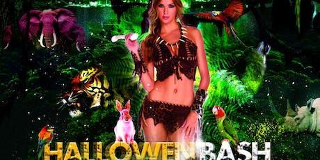 Wild Safari Halloween Bash at SPiN New York  tickets