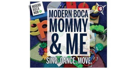 FALL 2019 BABIES Modern Boca Mommy & Me Session 2 tickets