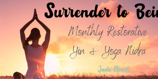 Restorative Yin & Yoga Nidra with Reiki & Live Music