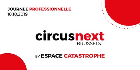 CIRCUSNEXT.BRUSSELS billets