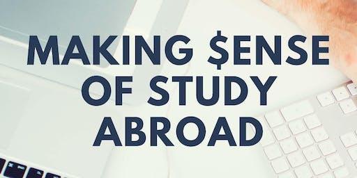 Making $ense of Study Abroad