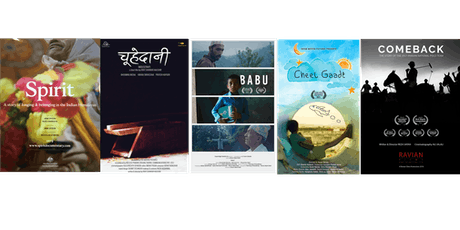 CSAFF: Short Films Session 1 (Spirit, Chuhedaani, Babu, Cheel Gaadi,  Comeback) tickets