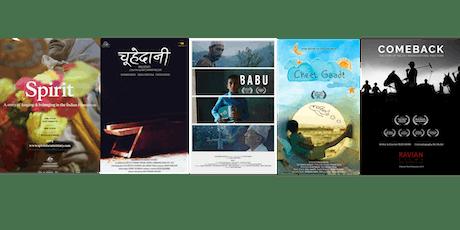 CSAFF: Short Films Session 1 (Spirit, Chuhedaani, Babu, Cheel Gaadi,  Comeback) tickets