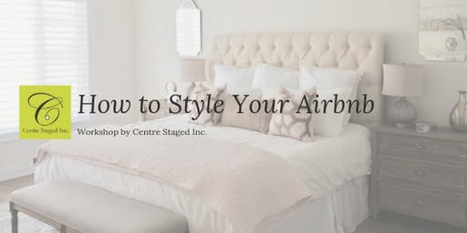 How to Style Your Airbnb