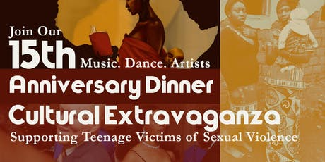 Support Teenage Victims of Sexual Assault: Dinner by Nascent Solutions tickets