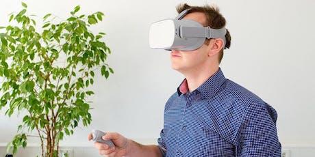 Lernen im virtuellen Raum: virtuelle und erweiterte Realität Tickets