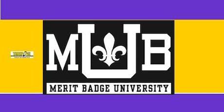 2019 Monticello Merit Mania (MBU) tickets