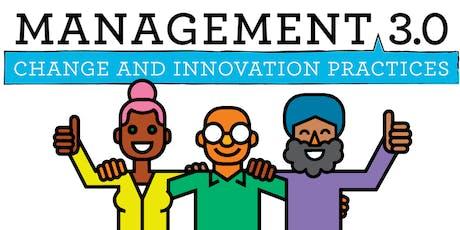 Management 3.0 Happy Melly - SP Novembro ingressos