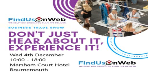 Bournemouth Trade Show - 4th Dec 2019
